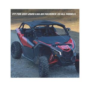 KIWI MASTER Lower Half Doors Inserts Panels Compatible for 2017-2021 Can Am Maverick X3 Accessories OEM Style Door for Sale in Las Vegas, NV
