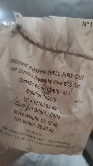 Organic rosehip shell fine cut for Sale in Bensalem, PA