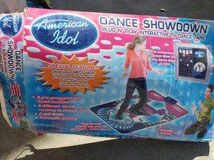American idol dance game for Sale in San Jose, CA