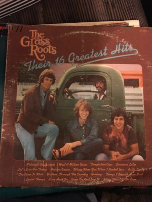 The Grass Roots - Their 16 Greatest Hits DSX 50107 Vinyl for Sale in Mexico, MO