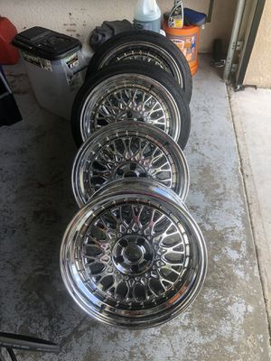 5x100 17 wheels for Sale in Lehigh Acres, FL