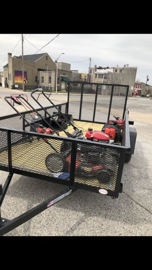 2020 Utility trailer for sale 6x12 for Sale in Baltimore, MD