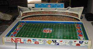 Vintage NFL Electric Football Game for Sale in Traverse City, MI