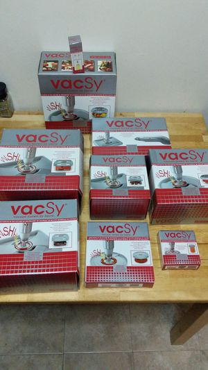 VACSY vacuum system VG 160 for Sale in Queens, NY