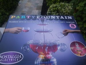 Party Fountain for Sale in Woodbridge, VA