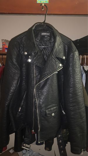 Members only Leather jacket for Sale in Hayward, CA