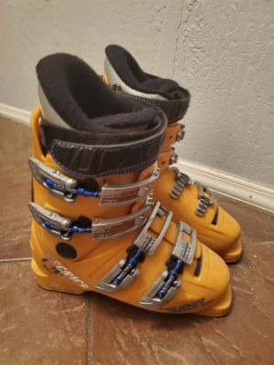 Tecnica junior ski boots (size 2-1/2) for Sale in Chandler, AZ