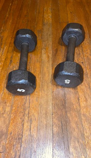 5 pound weights for Sale in Los Angeles, CA