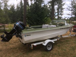 1969 Fiberform 16 ft Voyager for Sale in Spanaway, WA