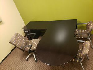 Entire office full of furniture, for sale for Sale in Phoenix, AZ