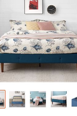 Brand New Queen Bed Frame /Mattress Foundation for Sale in Ontario,  CA