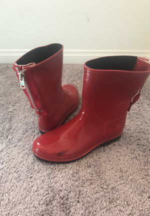 Ankle rain boots for Sale in Las Vegas, NV