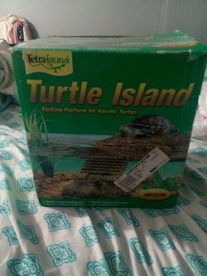 Tetrafauna Turtle Island Turtle Platform for Sale in Detroit, MI
