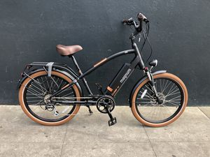 Magnum bicycle cruiser electric bike , brand new in box not ridden , warranty for Sale in Benicia, CA