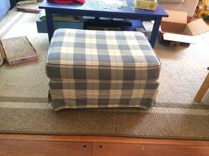 Ottoman Footrest for Sale in Oakland, CA