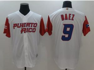 Puerto Rico Baez Jersey for Sale in Manchester, CT
