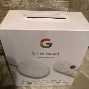 Chromecast with Google TV for Sale in Annandale, VA