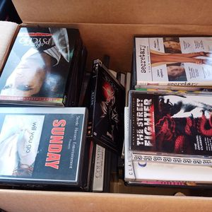 Collections Of Movies Full Set Of 110 Good Movie for Sale in Redondo Beach, CA