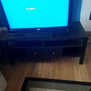 32 Inch Vizio Tv. TV Stand Anf Roku System for Sale in Renton, WA