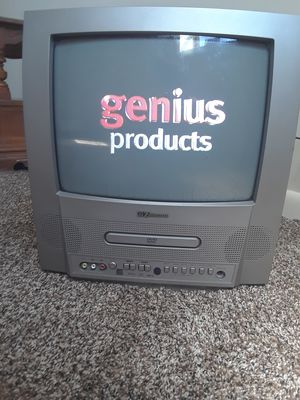 EMERSON TV with working DVD player for Sale in Elkins, WV