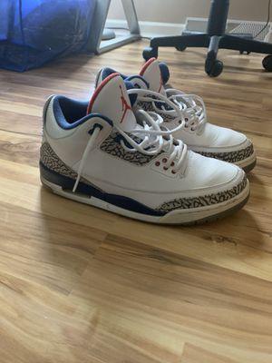 Jordan Tru Blues 3s Size 11 for Sale in Millersville, PA