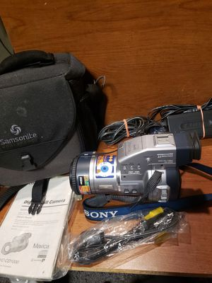 Sony Mavica Digital camera for Sale in Kansas City, KS