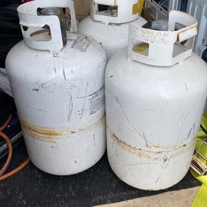 Free Used Propane Tanks for Sale in Mountain View, CA