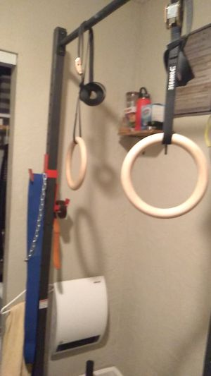 Cap Barbell Power Rack Exercise stand for Sale in Oakland, CA