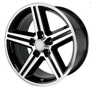 "18"" 20"" 22"" Inch IROC Rims Wheels Black Machine Finish BRAND NEW In Stock Pricing Starting @ $174 Each for Sale in Westminster, CA"