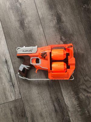 Flipfury nerf gun for Sale in Riverside, CA
