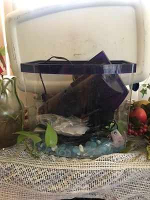 Fish tank, pecera for Sale in Hawthorne, CA