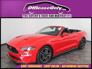 2018 Ford Mustang for Sale in North Lauderdale, FL