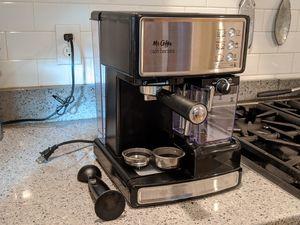 Mr Coffee Espresso, Latte, Cappuccino maker for Sale in NEWTON U F, MA