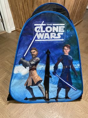 Star Wars children's tent. for Sale in Arlington, VA