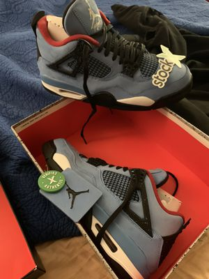Jordan retro 4 cactus jacks brand new condition from stock x 450 or best offer for Sale in Boca Raton, FL
