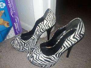 Animal print heels for Sale in Tempe, AZ
