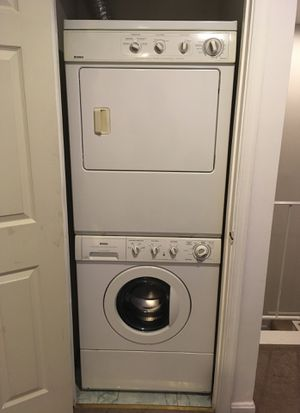 Kenmore Washer & Dryer in good condition for Sale in Gaithersburg, MD