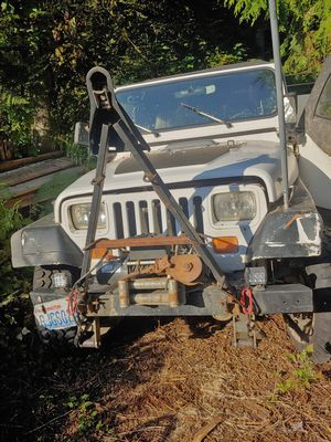 Jeep wrangler for Sale in Snohomish, WA
