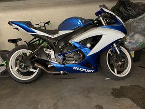 GSX-R 600cc for Sale in Montebello, CA