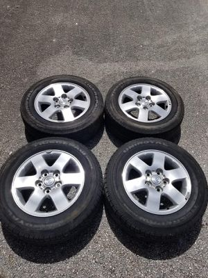 Rims 15 Toyota 5 lugs 114.3 mm for Sale in Fort Lauderdale, FL