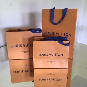 3 Louis Vuitton gift bags for Sale in Vancouver, WA