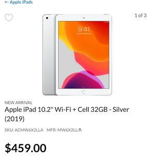 iPad 7th gen for Sale in San Bernardino, CA