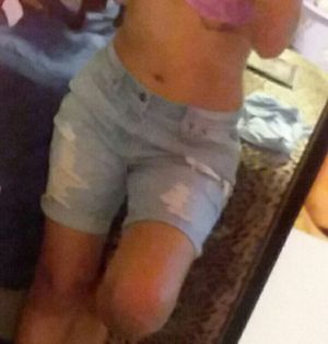 Hollister Ripped Jean Shorts for Sale in Phoenix, AZ