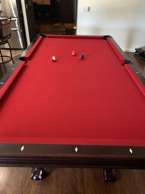 Buckhorn Pool Table for Sale in Fort McDowell, AZ
