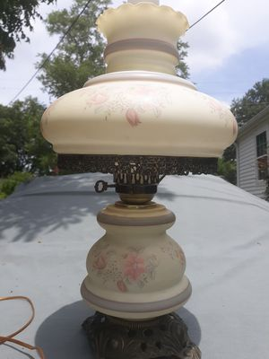 Antique lamp for Sale in Taylors, SC