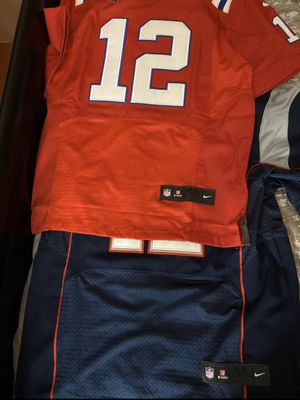 Patriots jerseys for Sale in San Bernardino, CA
