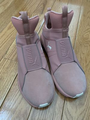 Pink Puma Shoes Size 8 Womens for Sale in Alexandria, VA