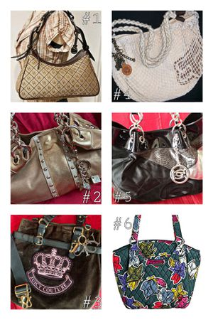 "Beautiful ""DESIGNER"" Ladies Handbags/Purses for Sale in Honolulu, HI"
