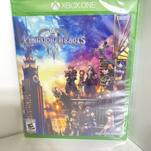 Kingdom Hearts 3 III Xbox One NEW Sealed for Sale in Queens, NY