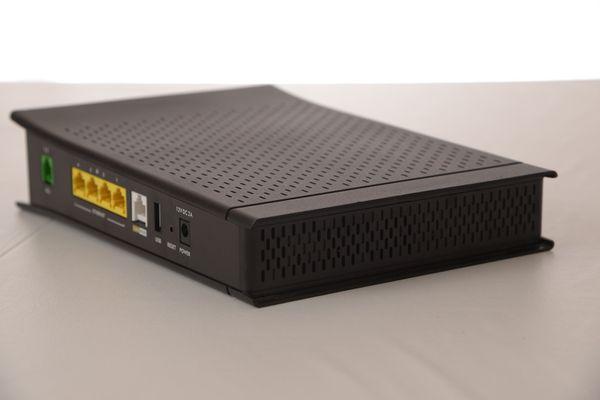 CenturyLink C3000Z Zyxel Wirless Modem Router 2.4/5GHz WiFi